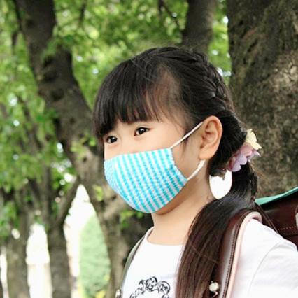 KIDS'レイヤード・マスク